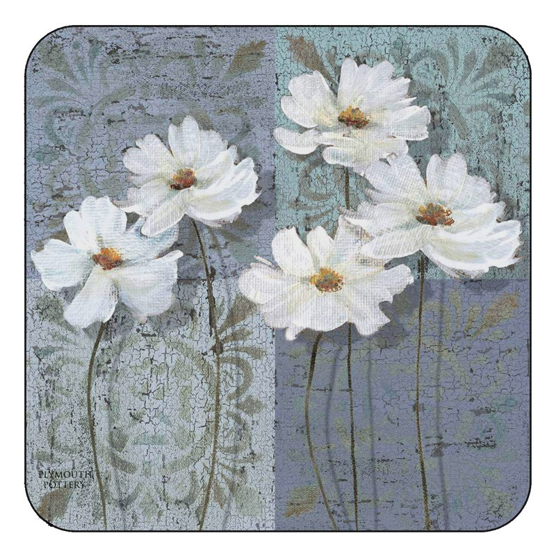Plymouth White Poppies...