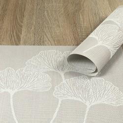 Close up of Vanilla Fleximats set of 4 flexible placemats