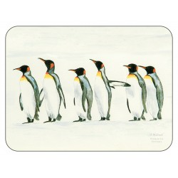 Penguin Parade animal themed tablemats