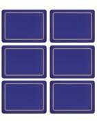 Plain single colour, melamine placemats. UK made.